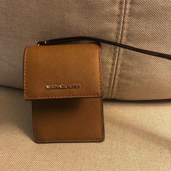 06234deab87498 ... jet set mens card case d58a6 71f9d; get michael kors bags mk mini wallet  poshmark 89cd7 c1367